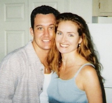 """Our First Picture"" 13 years ago"