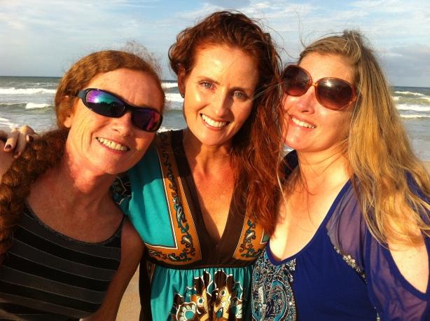Brenda, Angela and Lisa Saturday Evening