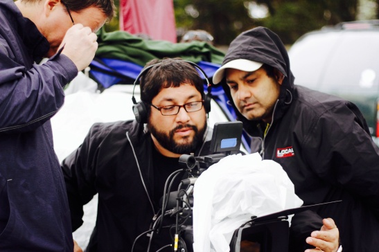 Anand and Ivan With The Canon C300