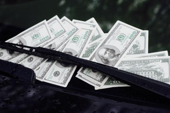 Prop Money For Scene #1